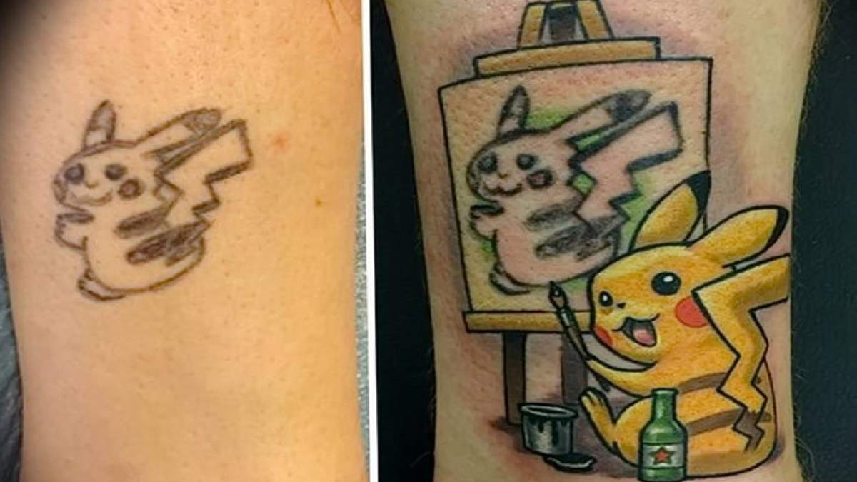 Когда что-то пошло не так: подборка нелепых и неудачных татуировок – фото