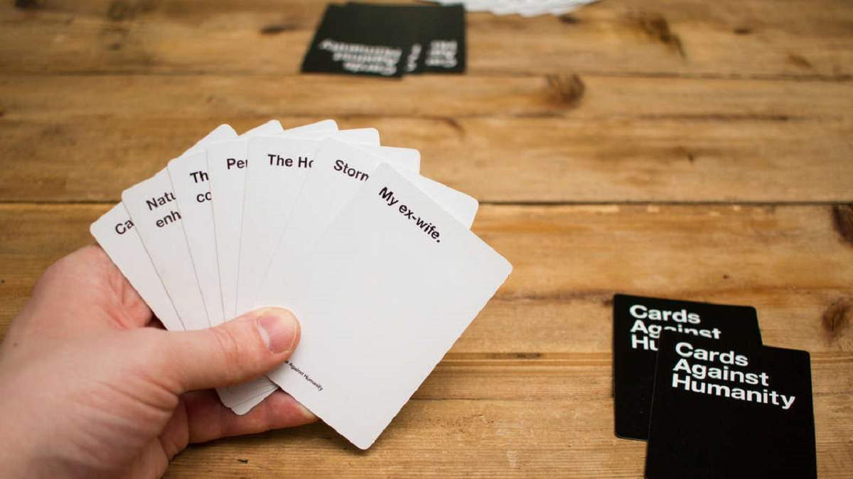 Карты конфликта: настольная игра с юмором - Развлечения