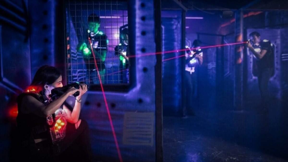 Лазертаг стає популярним в Україні: що це таке, правила гри та ціни