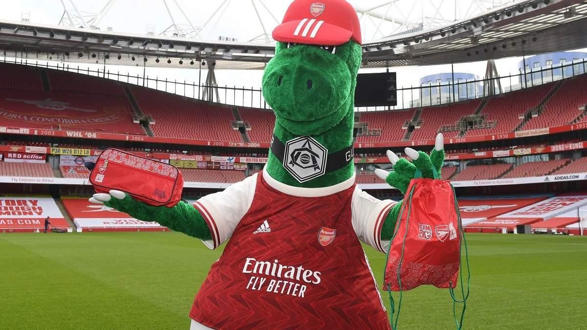 Гуннерзавр знову з Арсеналом
