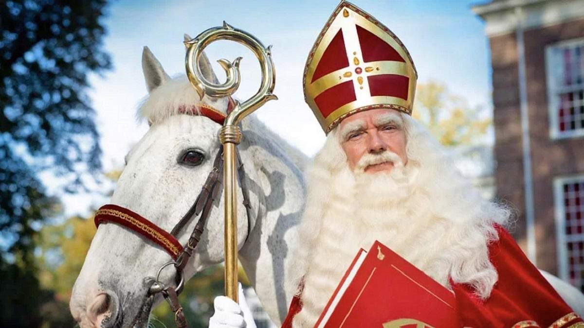 Свято наближається: міністр Бельгії написав листа Санта-Клаусу та скасував для нього карантин