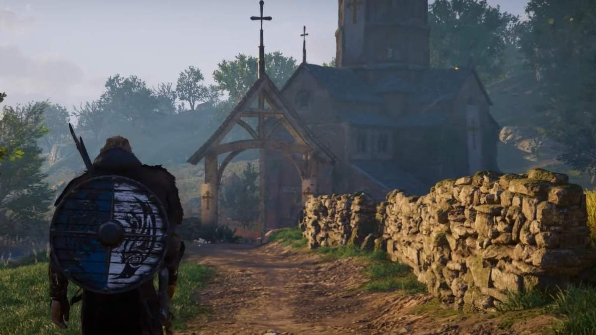 Тригодинна прогулянка Англією в грі Assasin's Creed Valhalla: відео віртуальних пейзажів