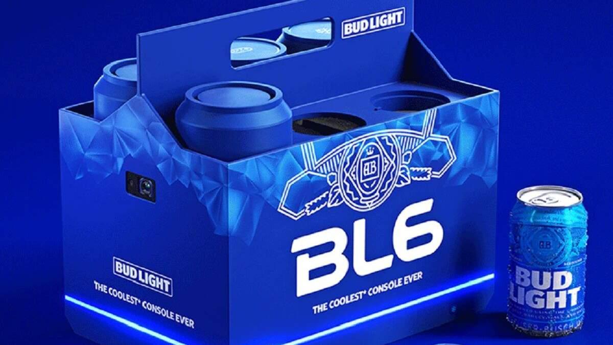 BS6 - игровая консоль для ценителей пива