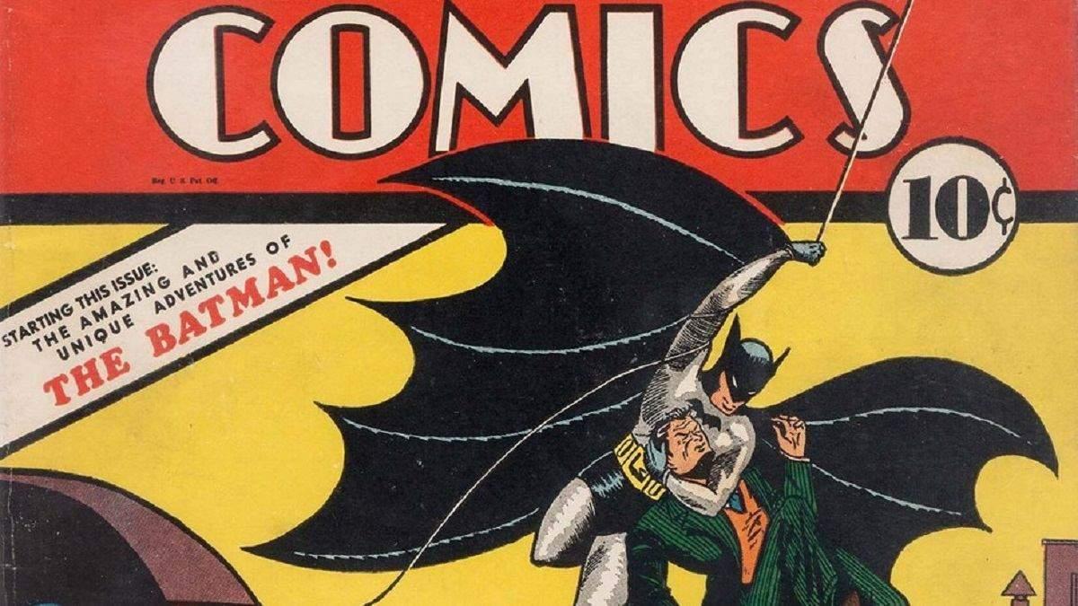 Самый дорогой комикс про Бэтмена