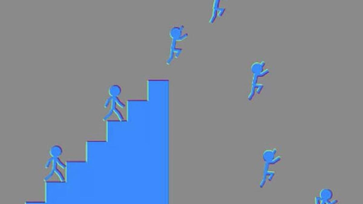Новая оптическая иллюзия озадачила сеть: поймете ли вы, что на ней происходит