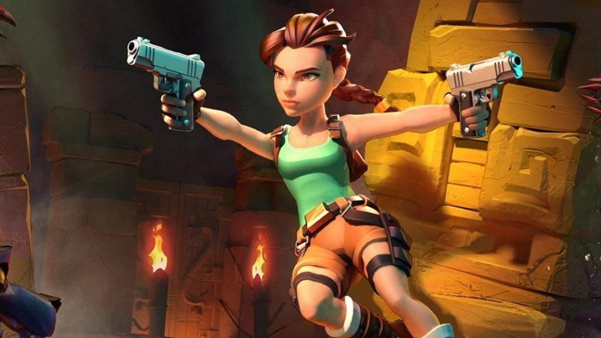 Анонс новой игры Tomb Raider Reloaded