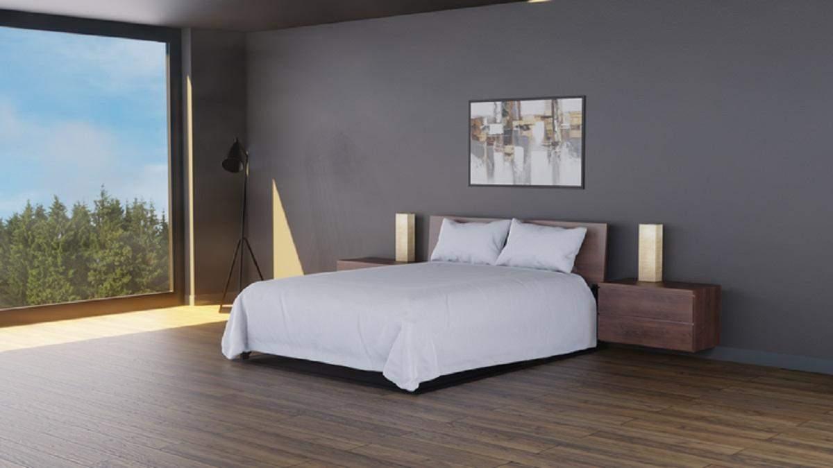 Кровать, которая превращается в домашний спортзал