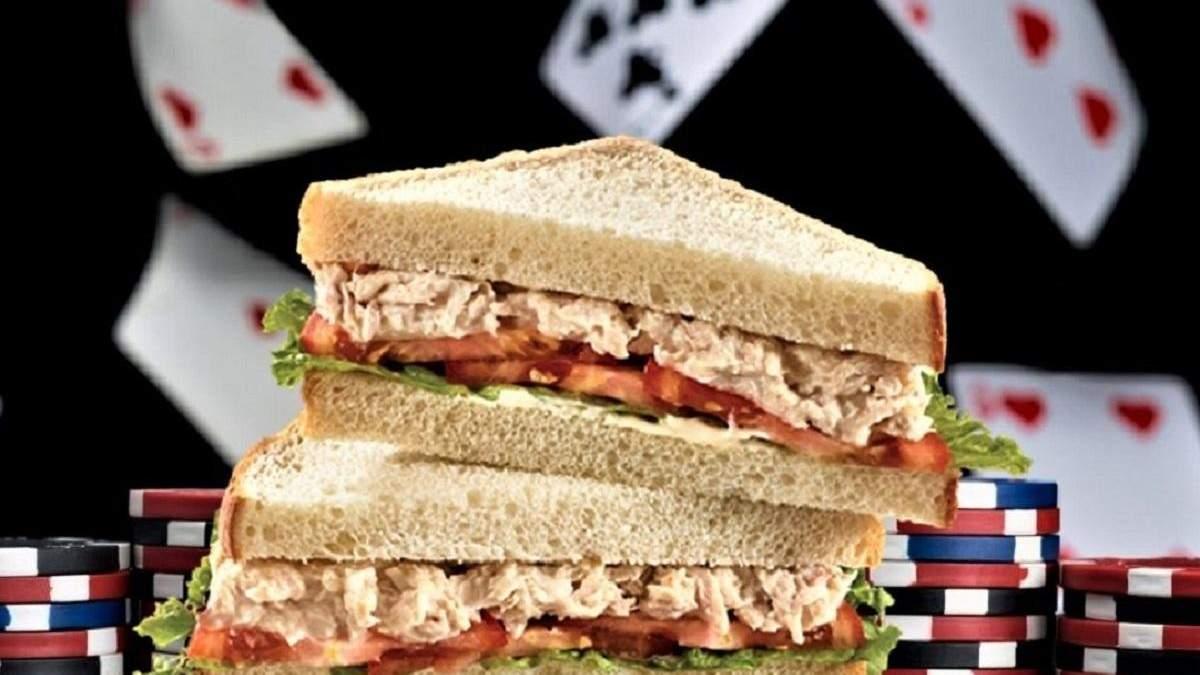Чем появление сэндвича обязано азартным играм: интересная история