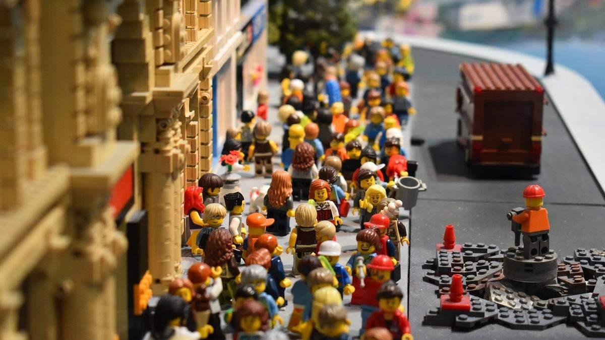 Ідеї подарунків для любителів Lego