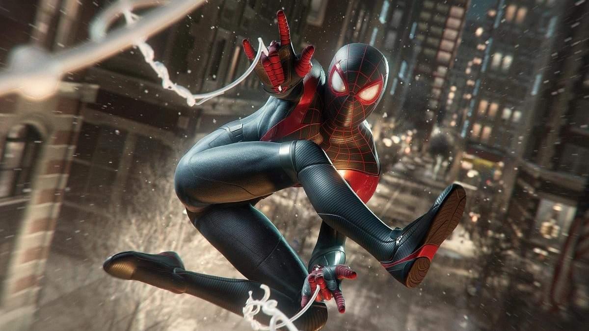 """Спайдермен снова станет фонарем: игровой баг добавят в мультик """"Человек-паук: Через вселенные 2"""""""