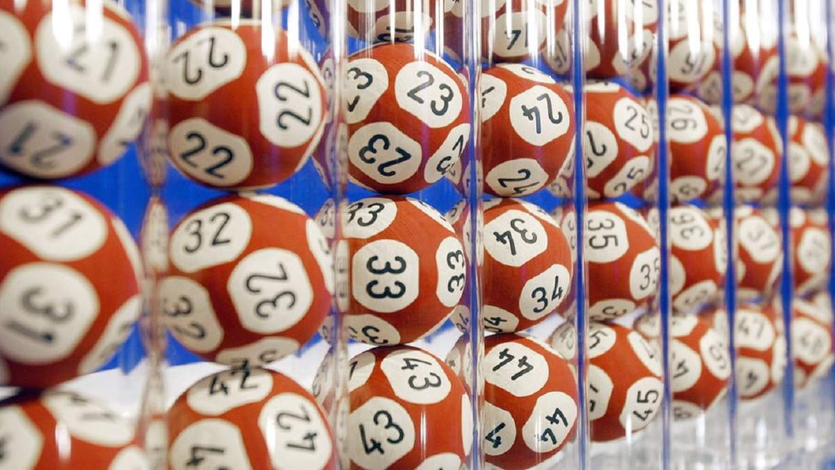 Удивительный случай в лотерее