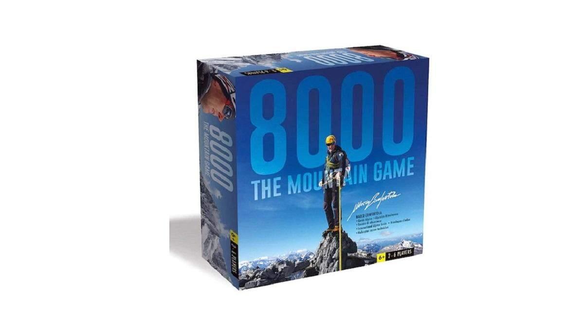 "Настільна гра ""8000: Гра в гори"""