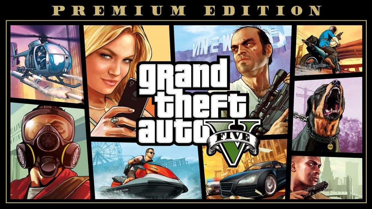 Фанати шоковані: персонажів відеогри GTA 5 озвучував популярний репер