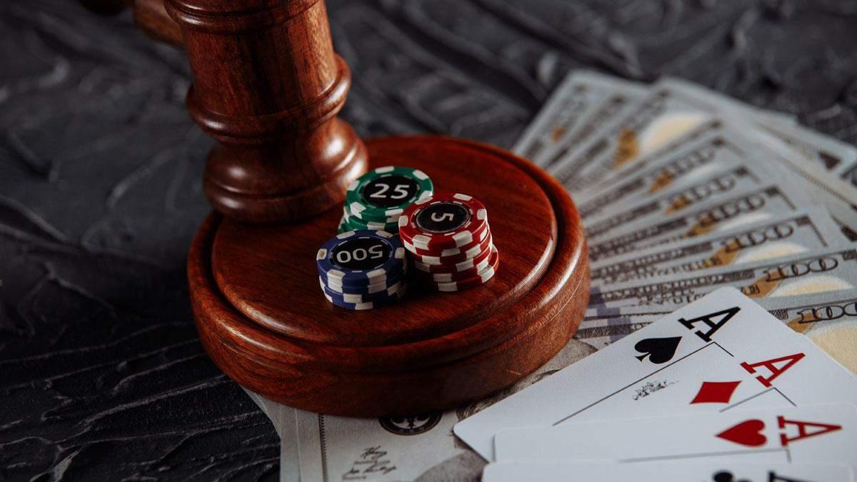 Смішні закони про діяльність казино