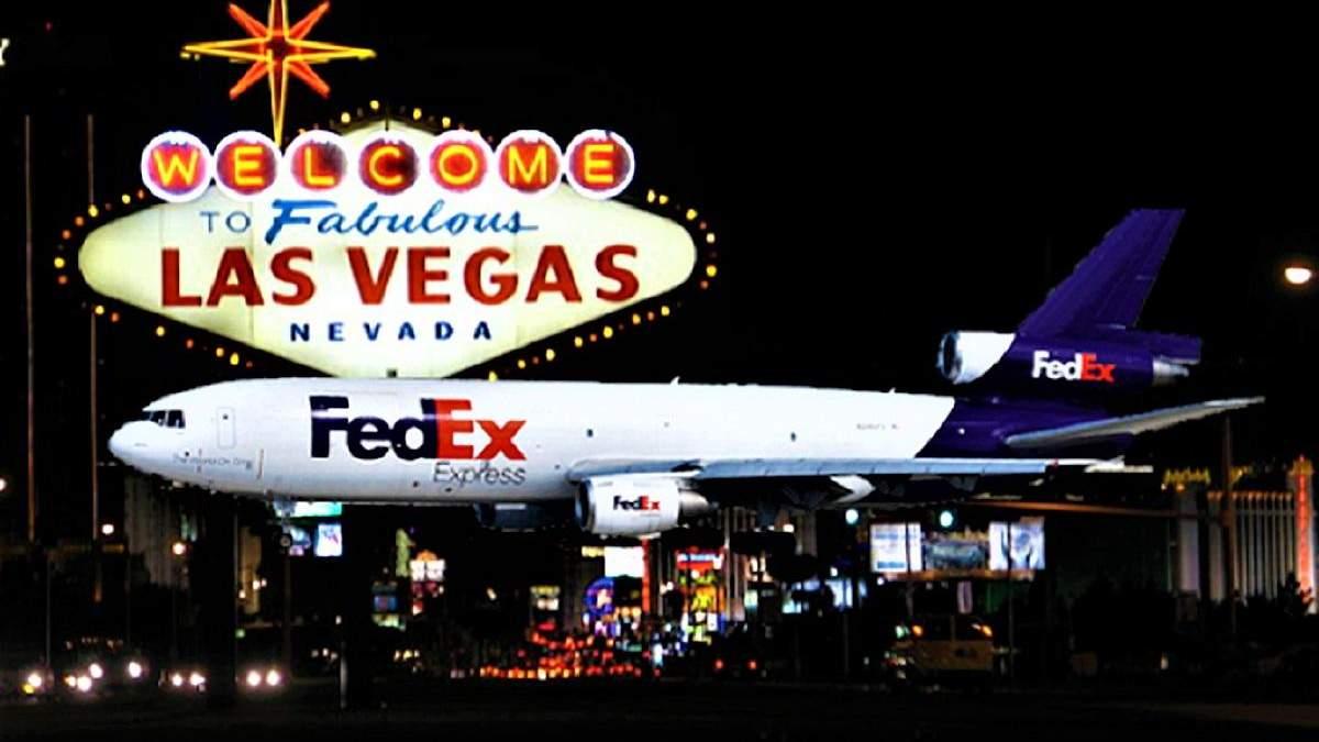 Компания FedEx осталась на плаву благодаря азартным играм