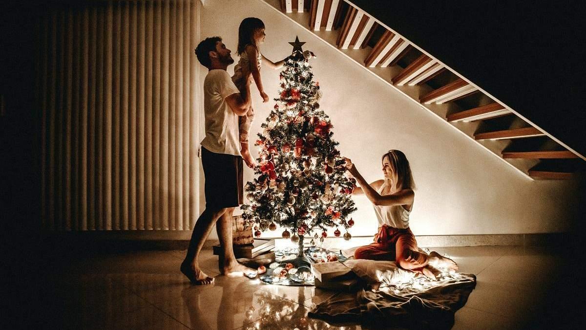 Нові тенденції прикрашання різдвяного дерева