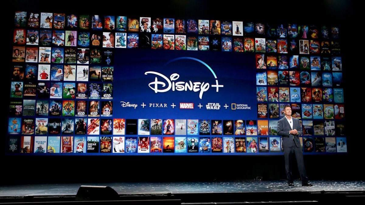 Запланированные премьеры Disney+