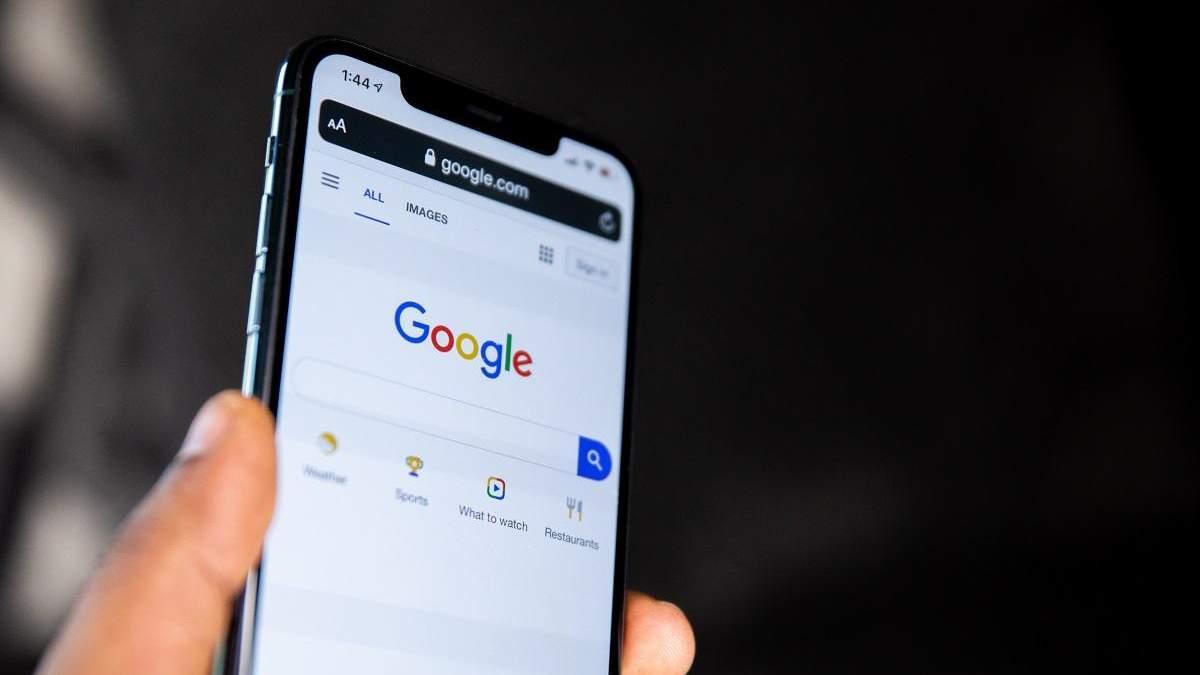 Збій в роботі переважної більшості сервісів Google