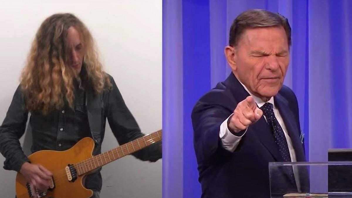 Андре Антунес та Кеннет Коупленд