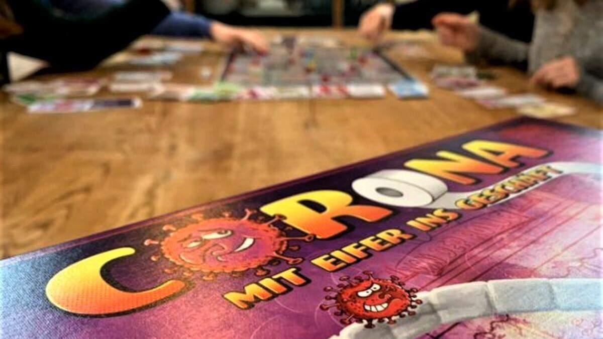 Скорее в магазин: в Германии выпустили настольную игру о коронавирусе