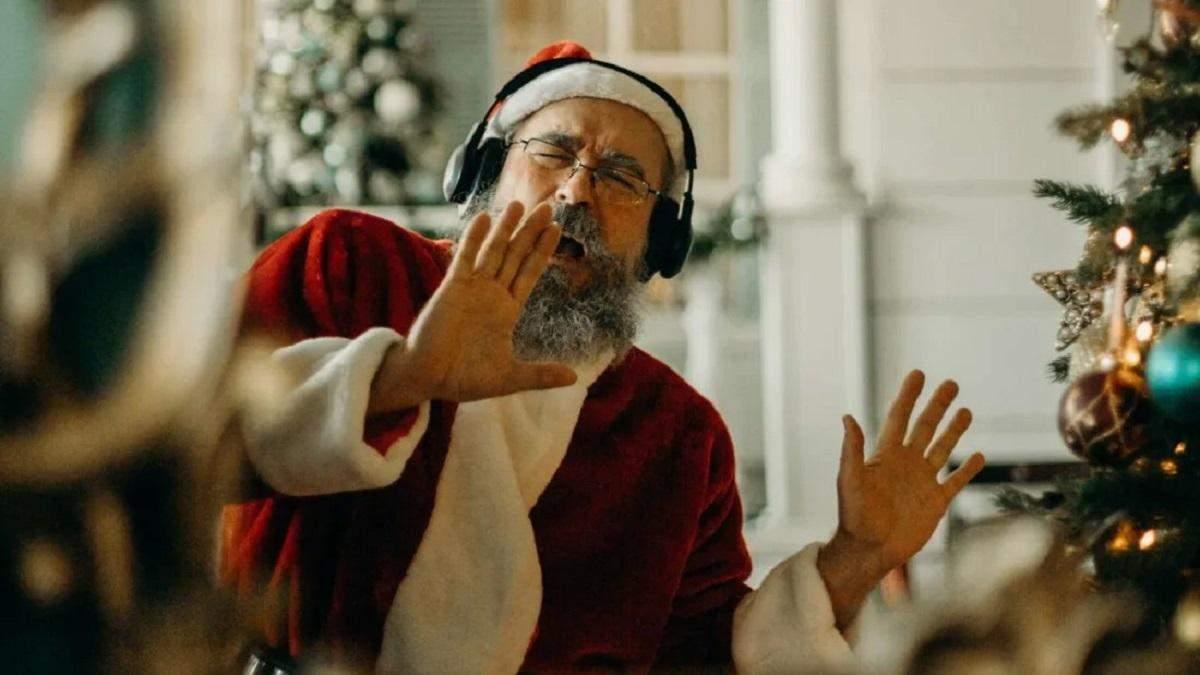 Довготривале прослуховування новорічної музики може шкодити вашому психічному здоров'ю