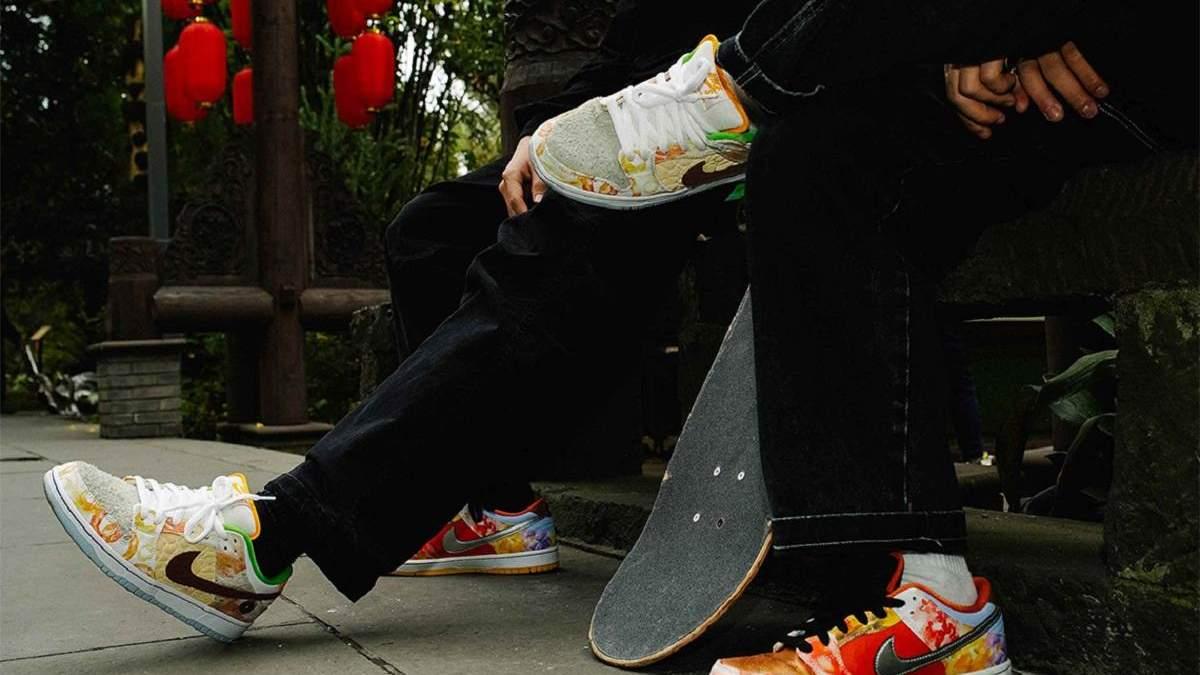 Nike выпустил кроссовки, посвященные китайской еде: как они выглядят и сколько стоят – фото