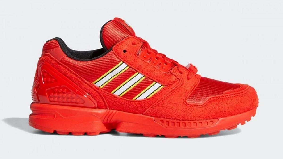 Adidas в коллаборации с LEGO выпустит новые кроссовки