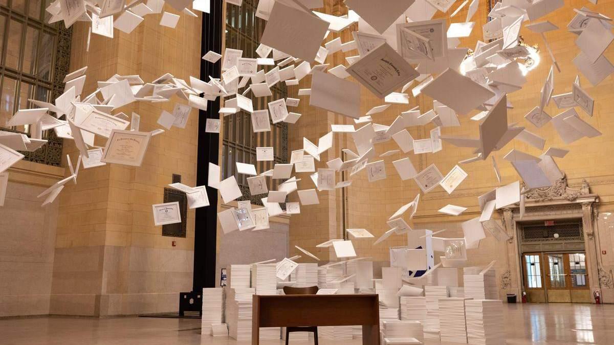 Da Vinci of Debt: найдорожча інсталяція в історії за версією пивного бренду Natural Light – фото