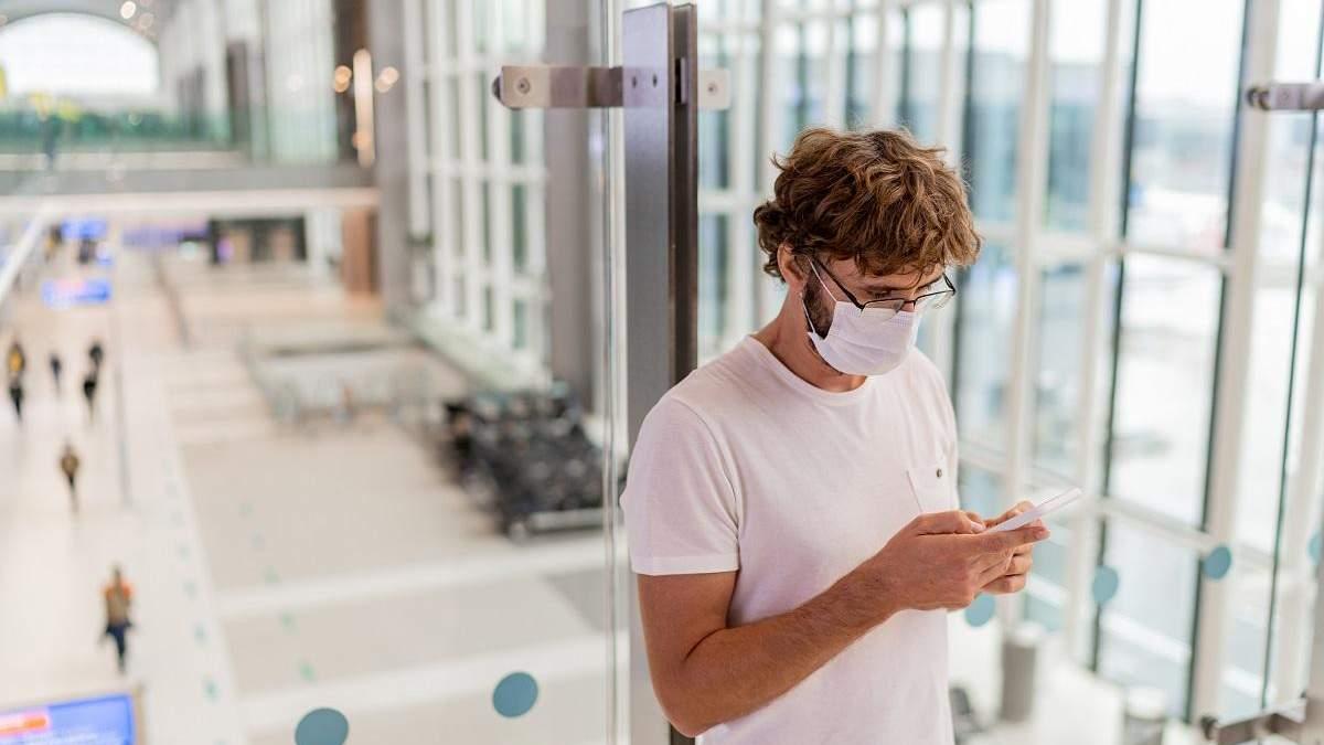 Американець прожив в аеропорту 3 місяці: він боявся заразитися коронавірусом – деталі
