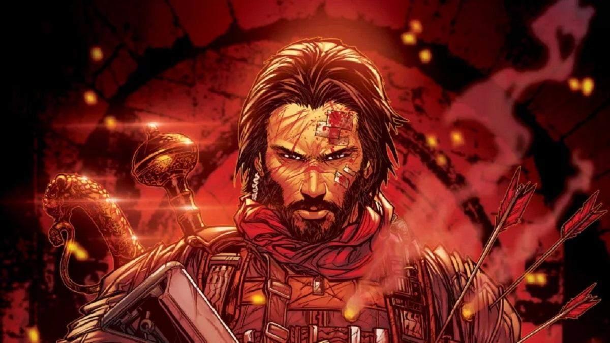 Комікс від Кіану Рівза вийде в лютому: деякі копії BRZRKR будуть підписані актором