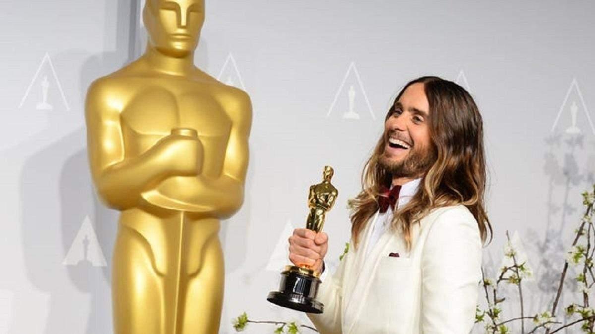 Кто украл Оскар Джареда Лето: актер рассказал, что у него исчезла статуэтка