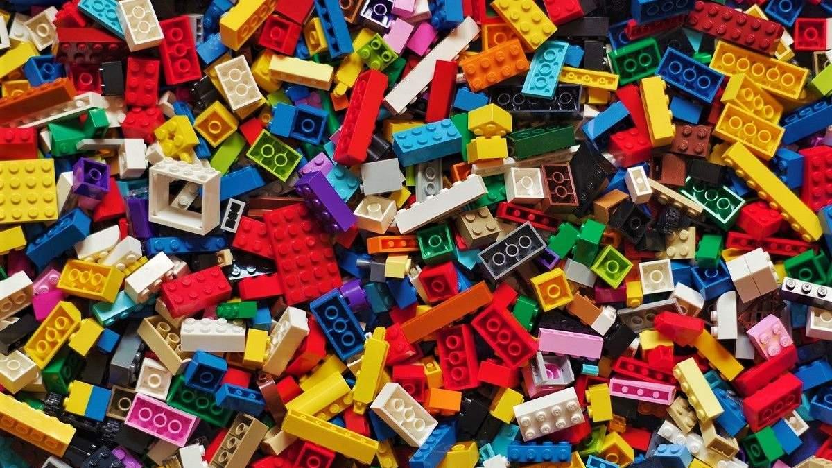 Lego випустить нові конструктори