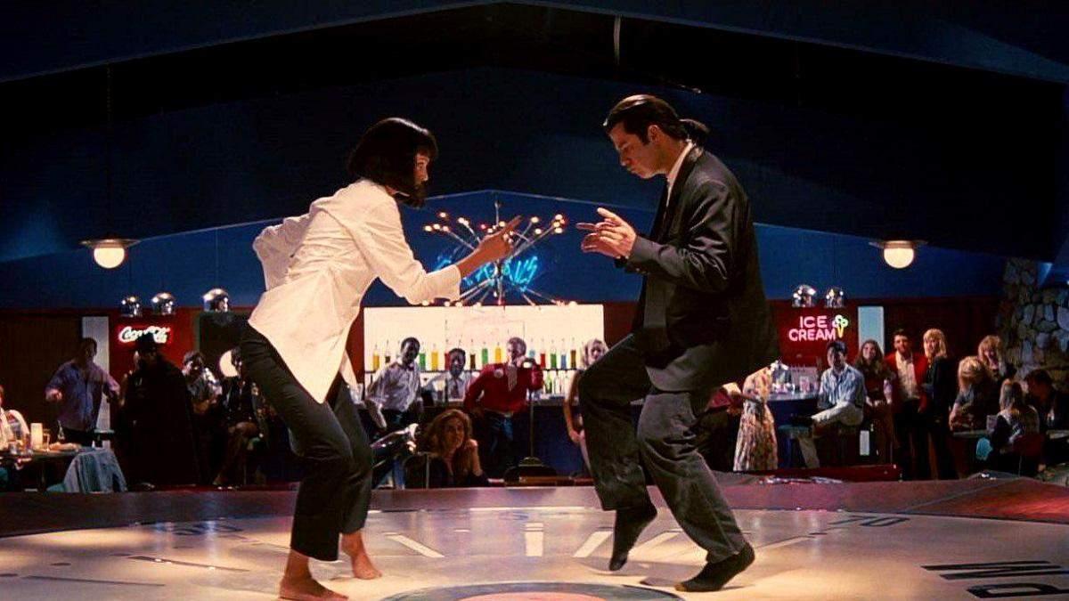 5 танцювальних сцен з відомих фільмів, після яких ви не всидите на місці