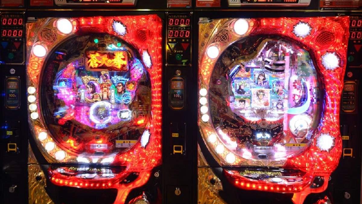 Самый популярный игровой автомат в Японии: что такое патинко