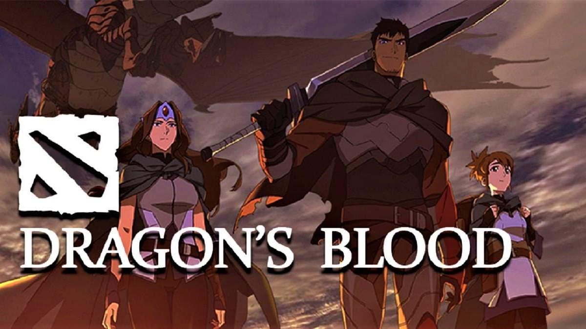 DOTA: Dragon`s Blood