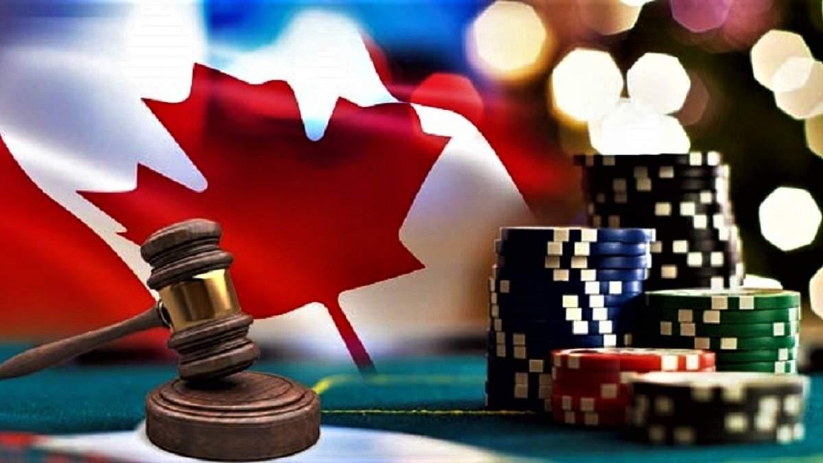 Азартные игры в Канаде