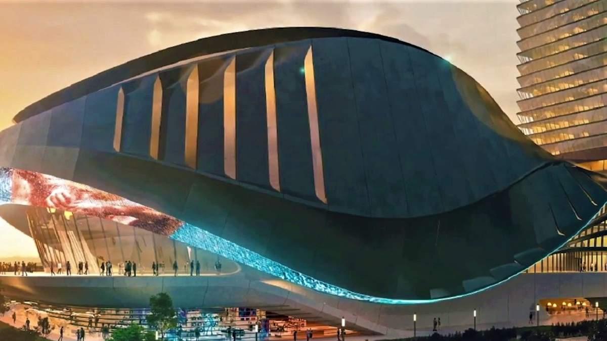 В Канаде построят киберспортивную арену в виде космического корабля: дизайн впечатляет – видео