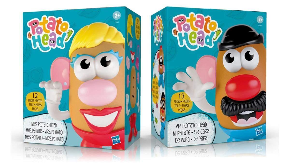 Культова іграшка від Hasbro стає гендерно нейтральною