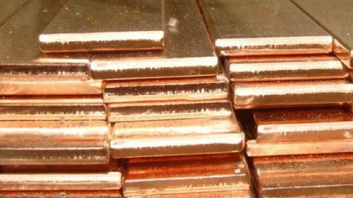 Фарбоване каміння замість міді: компанії підсунули підроблений метал на 36 мільйонів доларів