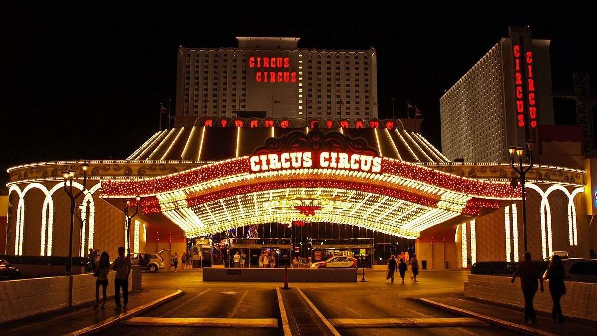 Готель-казино Circus Circus у Лас-Вегасі
