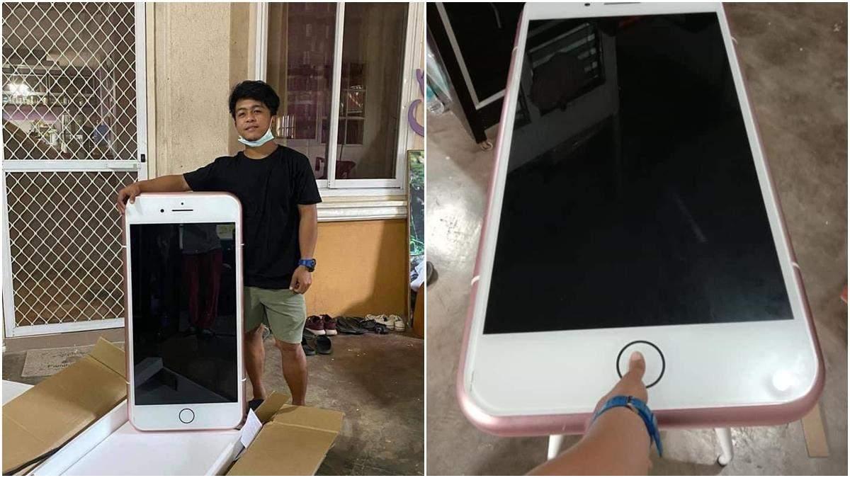 Стіл замість iPhone