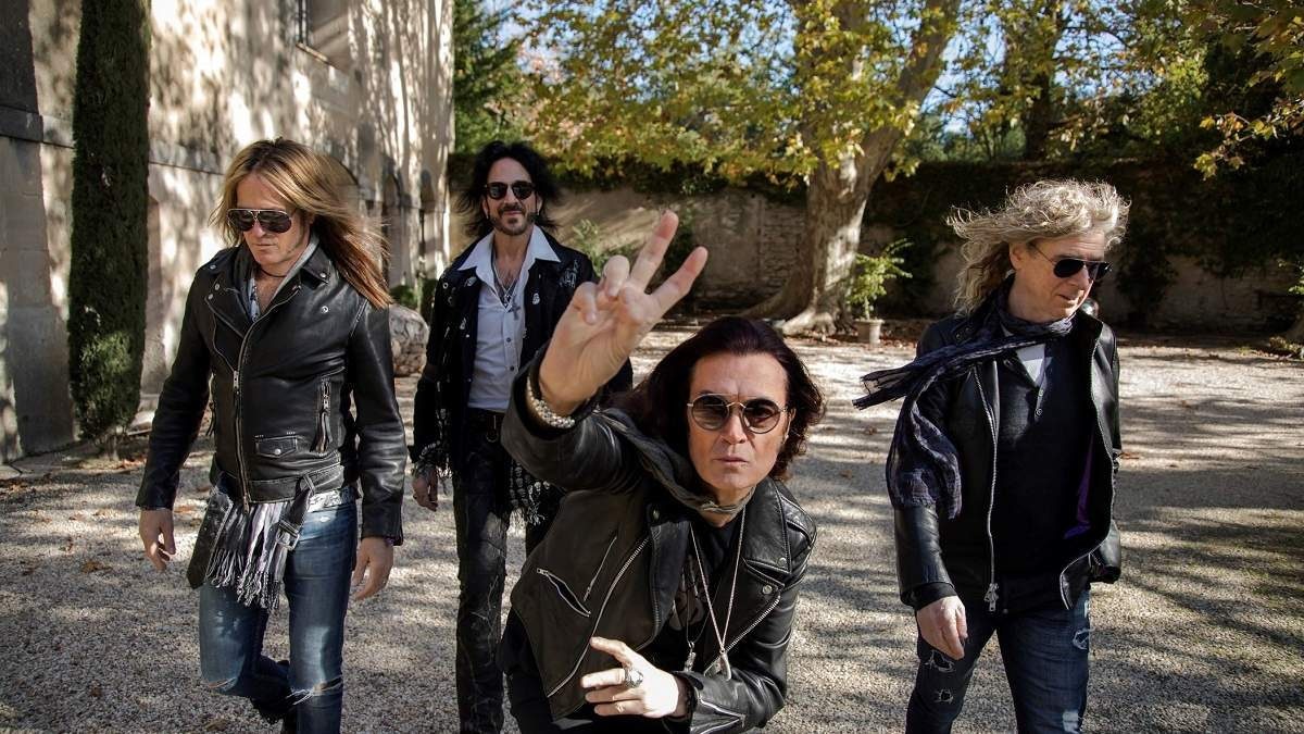 Гурт The Dead Daisies