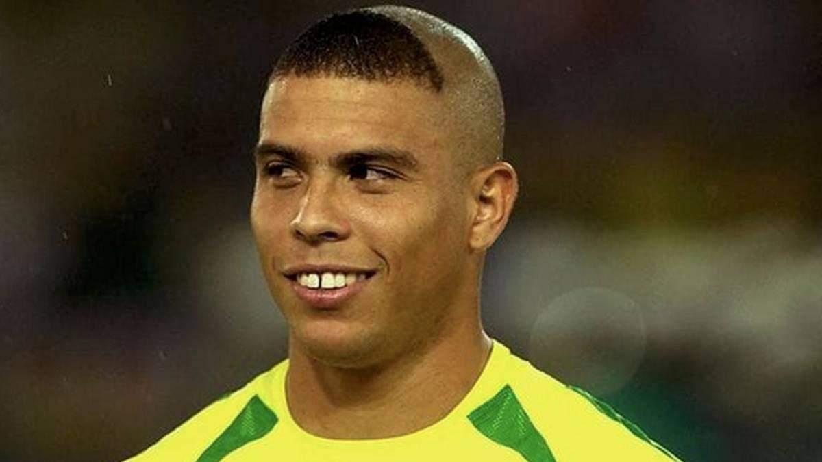 Роналдо попросив вибачення у матерів своїх шанувальників за стрижку 2002 року
