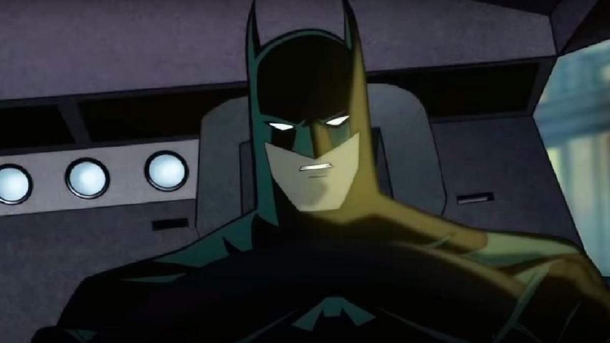 """В сети показали трейлер первой части мультфильма """"Бэтмен: Долгий Хэллоуин"""""""