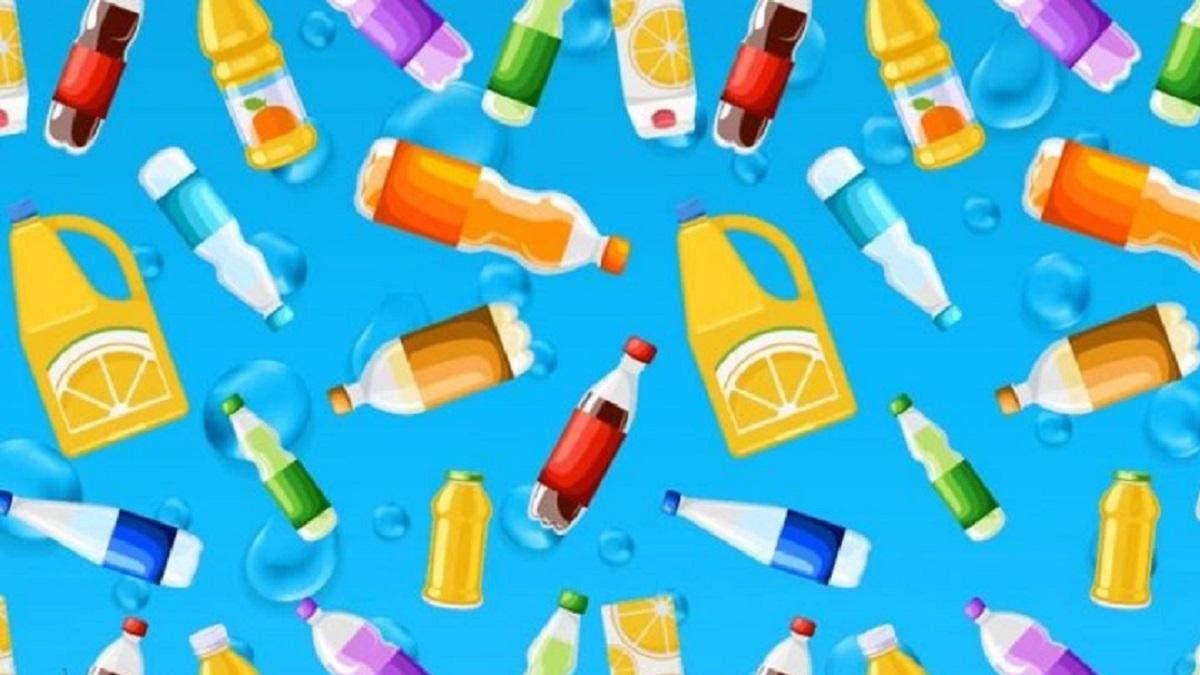 Головоломка недели: внимание к мелочам – найдите муравья среди бутылок