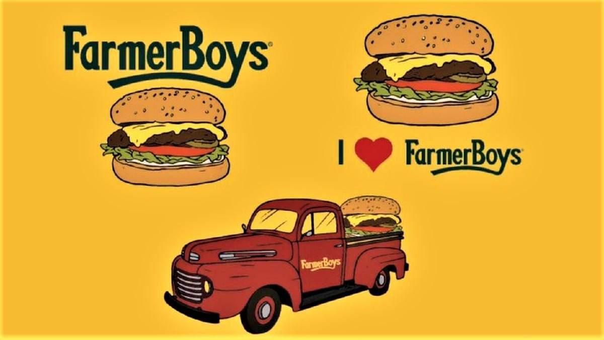 Ресторан США целый год будет бесплатно кормить гамбургерами тех, кто сделает татуировку с лого