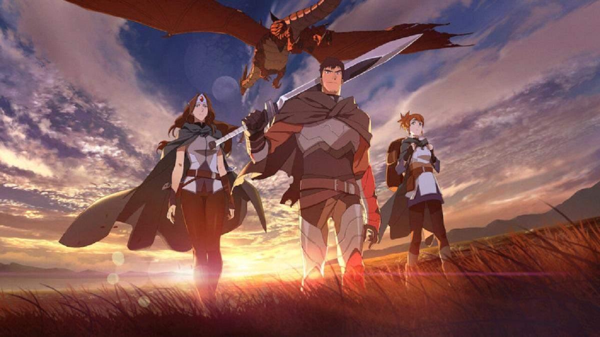 Аниме-сериал от Netflix по игре Dota 2 получит продолжение