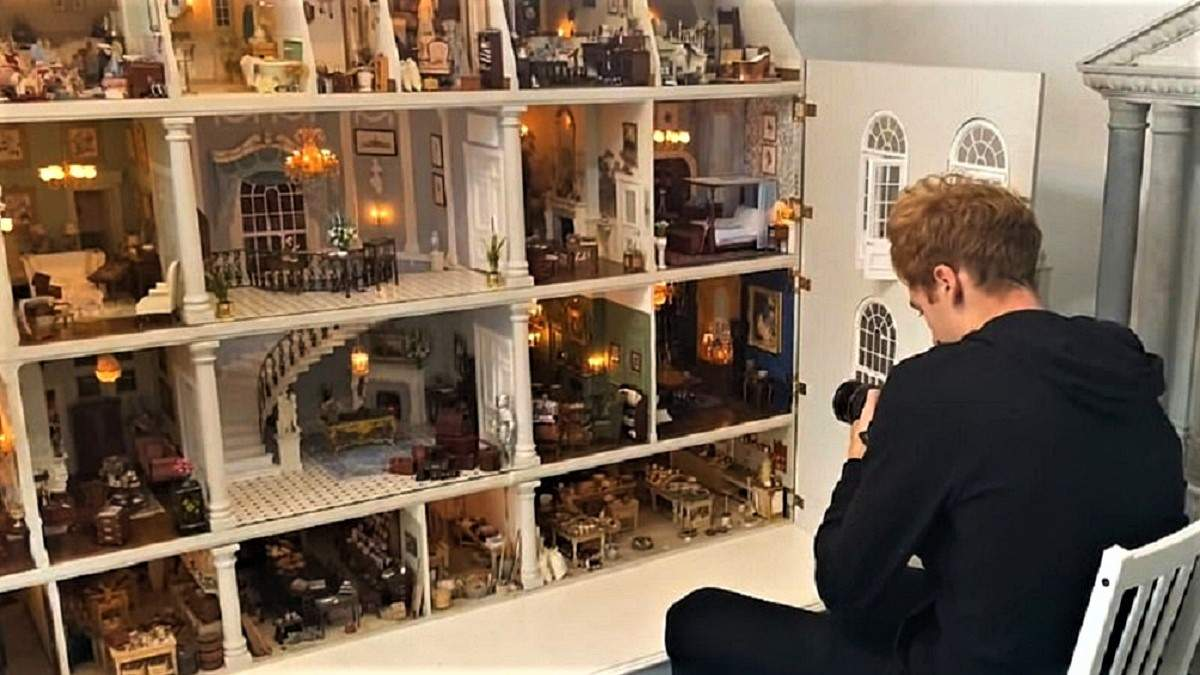 Блогеры выдали кукольный домик за настоящий: они получили десятки бронирований на Airbnb