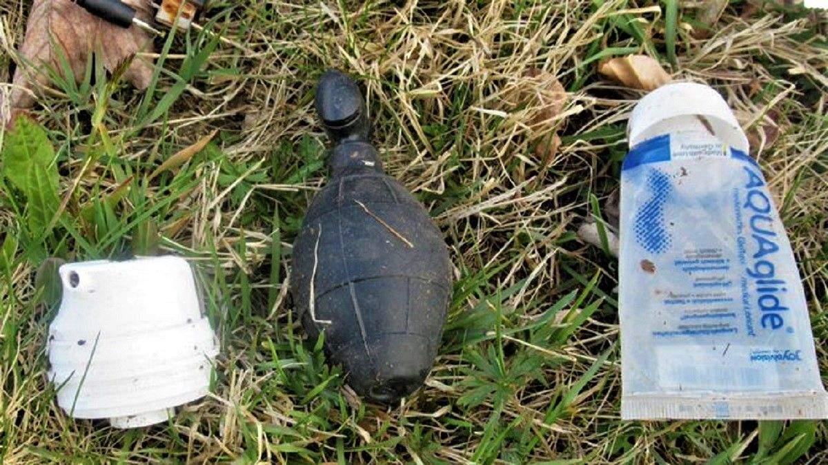Німецькі сапери приїхали до лісу, щоб знешкодити гранату: вона виявилася секс-іграшкою