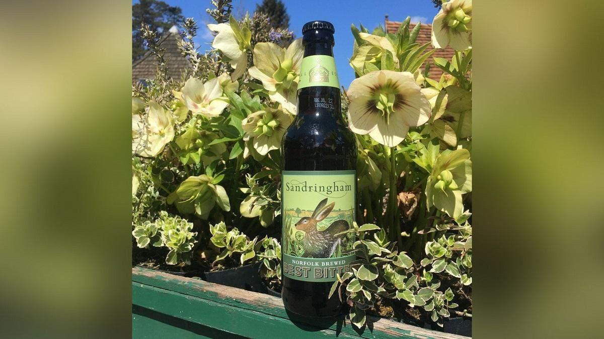 Пиво з Sandringham